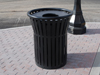 Litter Receptacle Model 28-240