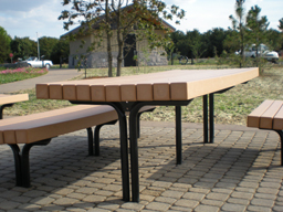 Leisure Series Table Model 69-109 ADA