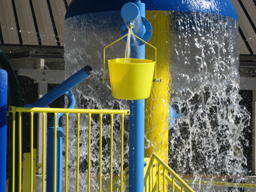 Water Play Structure Model 2702-104