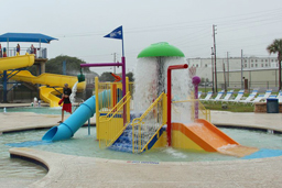Water Play Structure Model 2702-105
