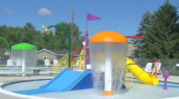 Water Play Structure Model 2702-108