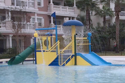 Water Play Structure Model 2702-109