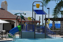 Water Play Structure Model 2702-110
