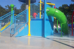 Water Play Structure Model 2702-135