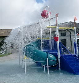 Water Play Structure Model 2704-103
