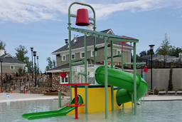 Water Play Structure Model 2704-104