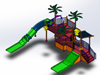 Water Play Structure Model 2707-100