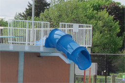 Drop Slide Pool Slide Model 5021