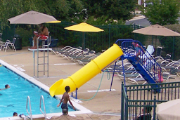 Portable Pool Slide Model 280-59