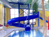 Water Slide Model 1600 Custom Ceiling Mount