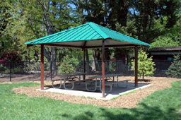 Catskill Mountain Square Shelter 98-C16016-6N