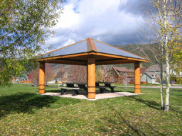 Catskill Mountain Square Shelter 98-C20020-6T