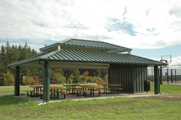 Catskill Mountain Rectangle Shelter 98-C24034-5N
