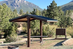 Sentinel Mountain Rain/Shade Shelter Model 98-102-3T
