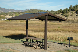 Sentinel Mountain Rain/Shade Shelter Model 98-102