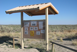 Sentinel Mountain Kiosk Shelter Model 98-68