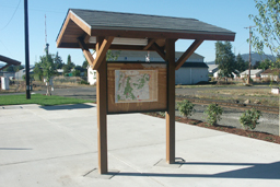 Sentinel Mountain Kiosk Shelter Model 98-74