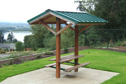 Sentinel Mountain Table Shelter Model 98-75