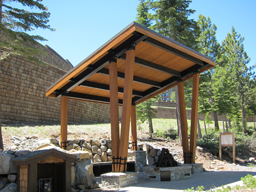 Sentinel Mountain Ski Shelter Model 98-801
