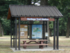 Sentinel Mountain Kiosk Shelter Model 98-91