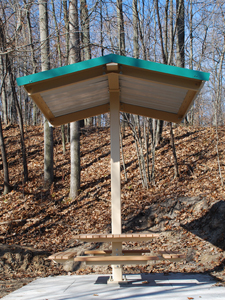 Sentinel Mountain Table Shelter Model 98-93